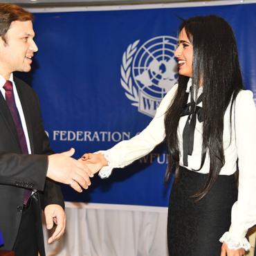 SHEIKHA AL-THANI – WFUNF Honorary and Goodwill Ambassadors